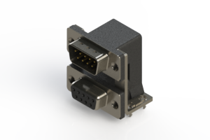 663-009-264-035 - D-Sub Connector | Right Angle