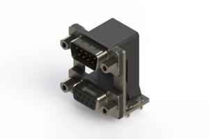 663-009-264-039 - D-Sub Connector | Right Angle