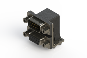 663-009-264-043 - D-Sub Connector | Right Angle