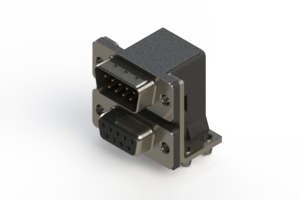 663-009-264-044 - D-Sub Connector | Right Angle