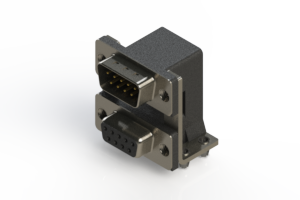 663-009-264-045 - D-Sub Connector | Right Angle