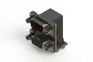 663-009-264-046 - D-Sub Connector | Right Angle
