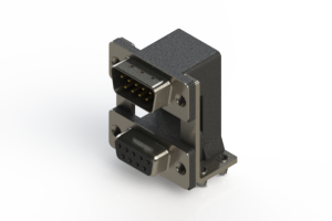 663-009-264-048 - D-Sub Connector | Right Angle