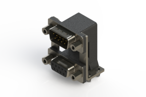663-009-264-049 - D-Sub Connector | Right Angle