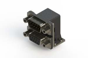 663-009-264-053 - D-Sub Connector | Right Angle