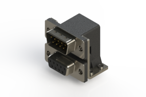 663-009-264-054 - D-Sub Connector | Right Angle