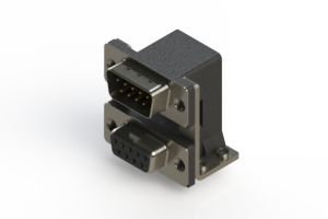 663-009-264-055 - D-Sub Connector | Right Angle