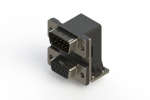 663-009-264-057 - D-Sub Connector | Right Angle