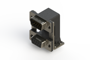 663-009-264-058 - D-Sub Connector | Right Angle