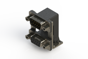 663-009-264-059 - D-Sub Connector | Right Angle