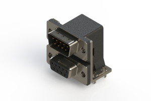 663-009-364-034 - D-Sub Connector | Right Angle