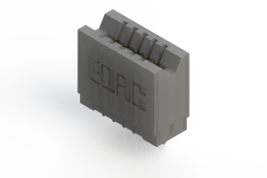 745-005-525-106 - Press-Fit Card Edge Connectors