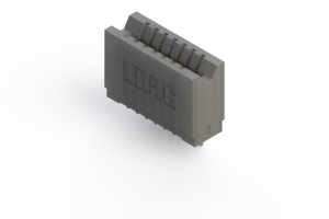 745-007-545-106 - Press-Fit Card Edge Connectors