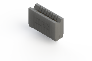 745-008-545-106 - Press-Fit Card Edge Connectors