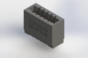 746-005-525-501 - Pressfit Card Edge Connector