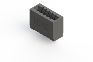 746-005-540-101 - Pressfit Card Edge Connector