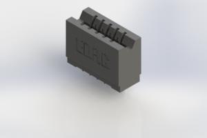 746-005-540-106 - Pressfit Card Edge Connector