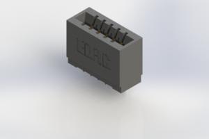 746-005-545-501 - Pressfit Card Edge Connector