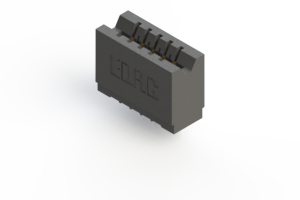746-005-545-506 - Pressfit Card Edge Connector