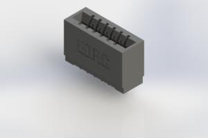 746-006-540-101 - Pressfit Card Edge Connector