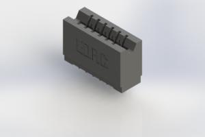 746-006-540-106 - Pressfit Card Edge Connector