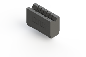 746-006-540-506 - Pressfit Card Edge Connector