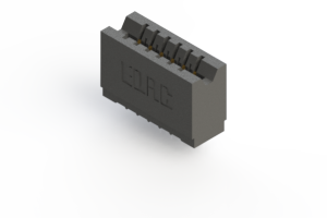 746-006-545-106 - Pressfit Card Edge Connector
