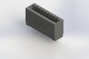 746-008-545-501 - Pressfit Card Edge Connector