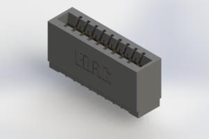 746-009-525-501 - Pressfit Card Edge Connector