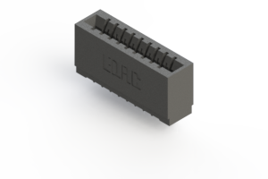 746-009-540-101 - Pressfit Card Edge Connector