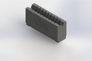 746-009-540-106 - Pressfit Card Edge Connector