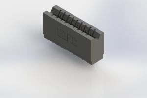 746-009-553-106 - Pressfit Card Edge Connector