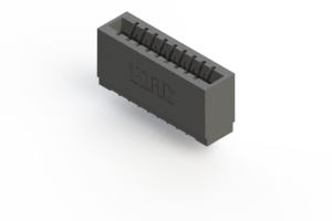746-009-553-501 - Pressfit Card Edge Connector