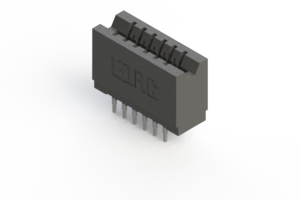 746-012-540-206 - Pressfit Card Edge Connector