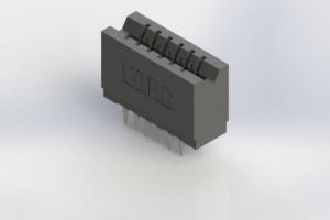 746-012-540-606 - Pressfit Card Edge Connector