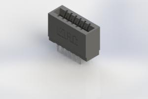 746-012-541-201 - Pressfit Card Edge Connector