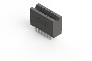 746-012-541-206 - Pressfit Card Edge Connector
