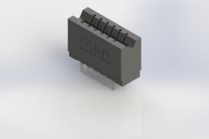 746-012-541-606 - Pressfit Card Edge Connector