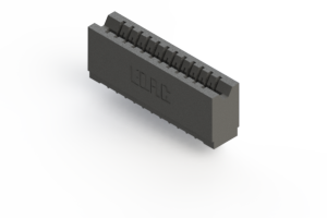 746-012-553-106 - Pressfit Card Edge Connector