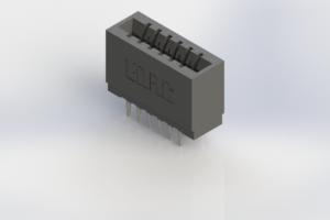 746-012-553-201 - Pressfit Card Edge Connector