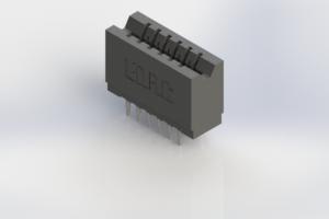 746-012-553-206 - Pressfit Card Edge Connector