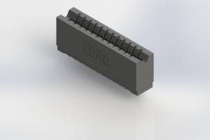 746-012-553-506 - Pressfit Card Edge Connector