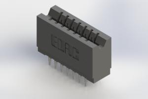 746-014-520-206 - Pressfit Card Edge Connector