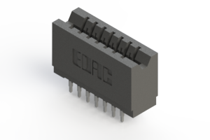746-014-520-606 - Pressfit Card Edge Connector