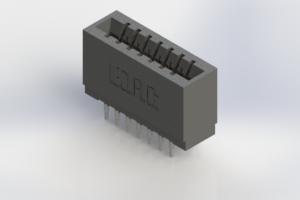 746-014-527-201 - Pressfit Card Edge Connector