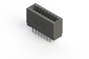 746-014-540-201 - Pressfit Card Edge Connector