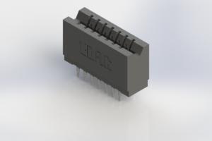 746-014-540-206 - Pressfit Card Edge Connector