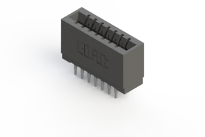 746-014-540-601 - Pressfit Card Edge Connector