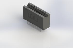 746-014-541-206 - Pressfit Card Edge Connector