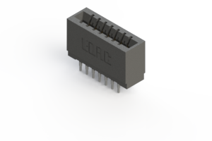 746-014-541-601 - Pressfit Card Edge Connector